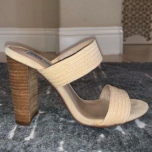 Steve Madden Callen block heel sandal - 6.5